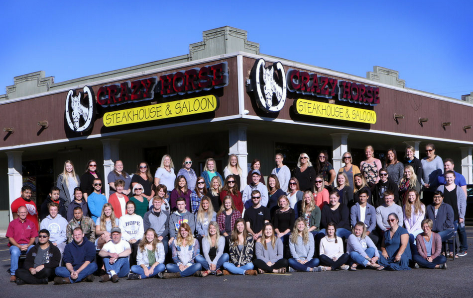 Crazy Horse – Crazy Horse Steakhouse and Saloon